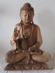 Buddha Statue Mercedes Kirkel