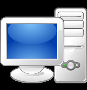 Computer By Everaldo Coelho and YellowIcon