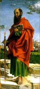 Bartolomeo Montagna Saint Paul