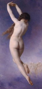 William-Adolphe_Bouguereau Lost_Pleiad