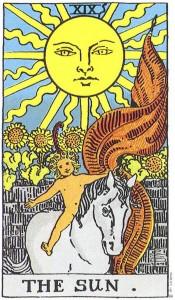 Tarot Sun 2