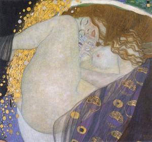 Klimt_-_Danae_-_1907-08