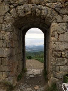 Montsegur archway_1621