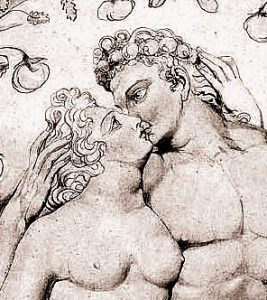 william_blake_kiss_of_adam__eve